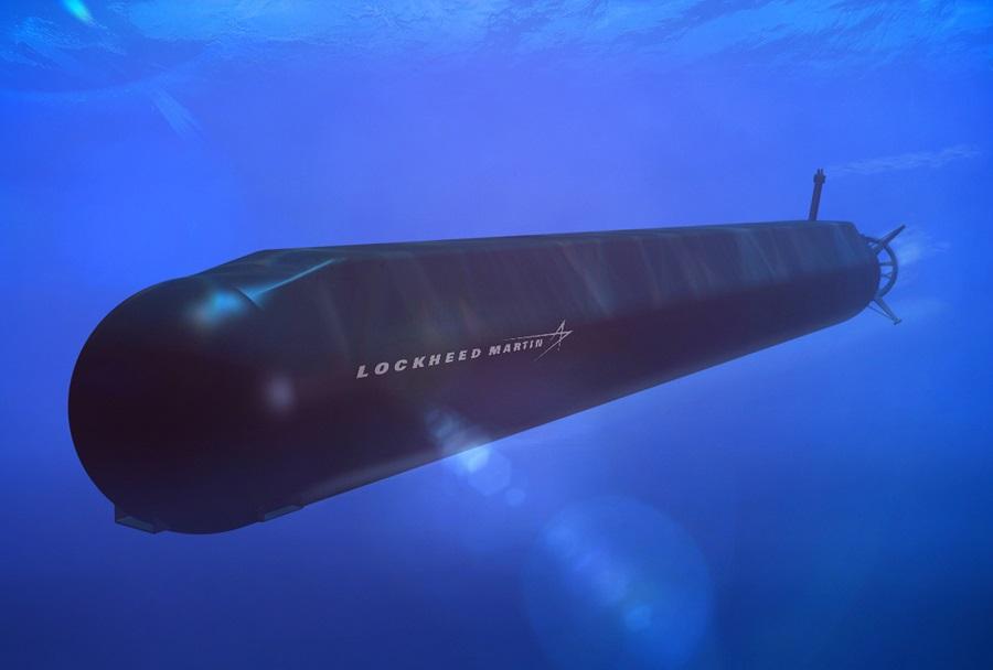 Podvodno plovilo brez posadke orka XLUUV