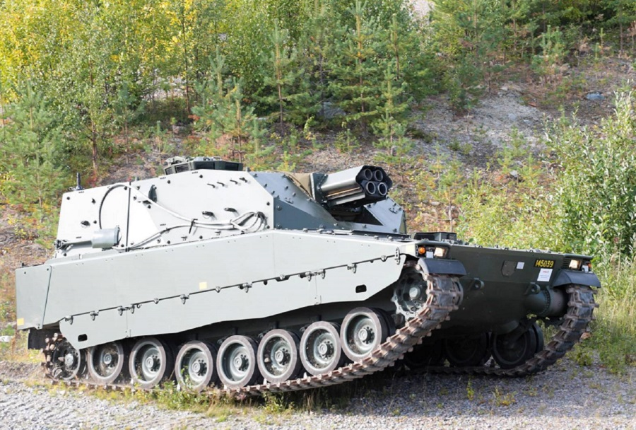 Samovozni minomet GRKPBV-90