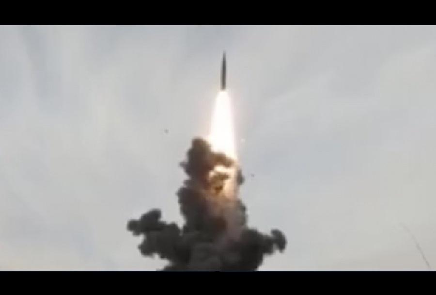 Testiranje protiladijske rakete DF-26