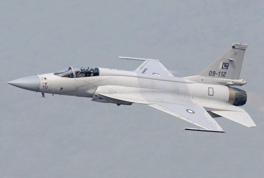 Pakistanski lovec JF-17