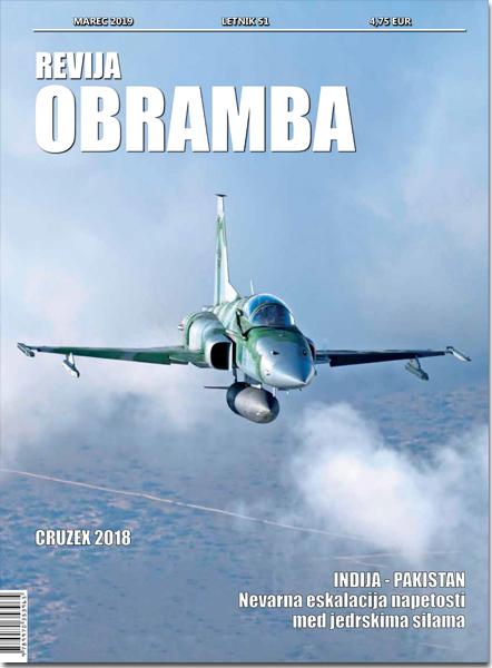 Revija Obramba, marec 2019