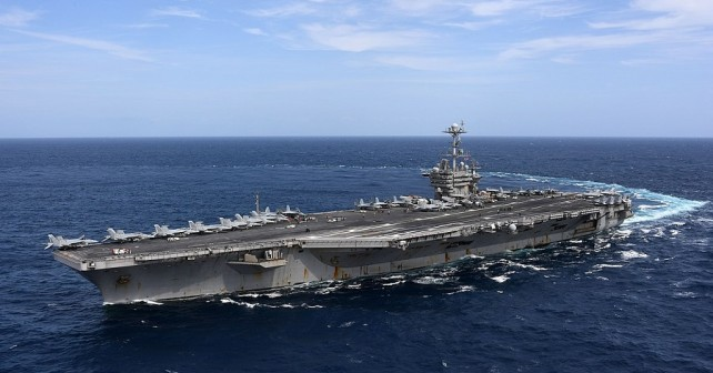 Letalonosilka USS Harry S. Truman (CVN-75)