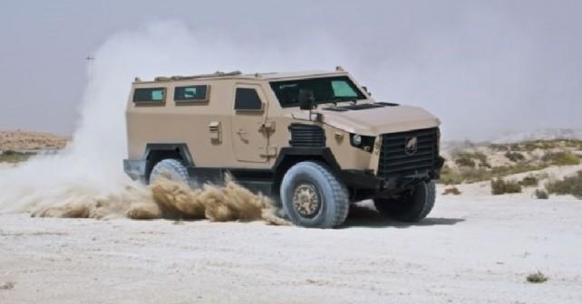 Oklepno vozilo viper4x4