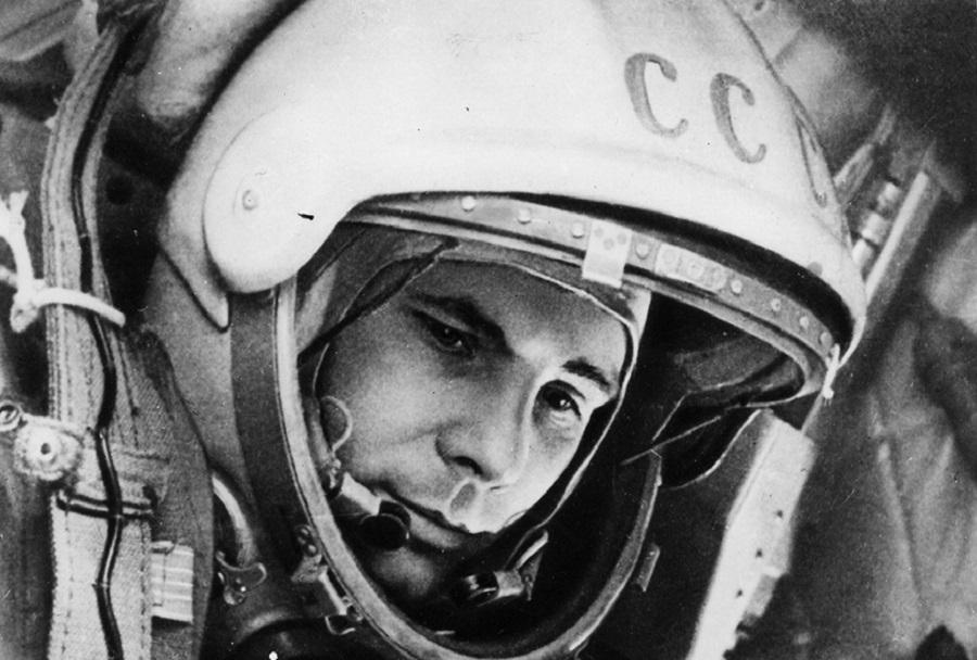 Yuri Gagarin kozmonavt