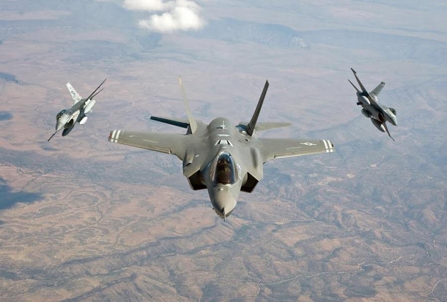 Bojna letala F-35 in F-16V