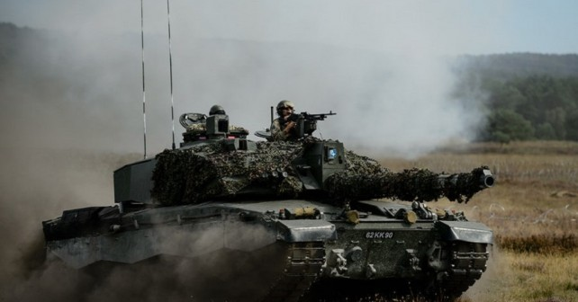 Britanski tank challenger 2