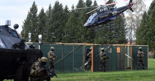 Helikopter AW119 koala vlade Republike Srbske (BiH)