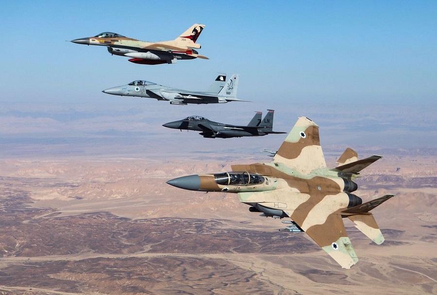 Izraelska vojaška letala