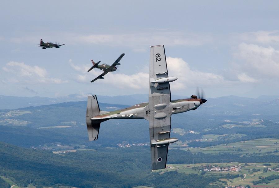 Slovenska letala PC-9M