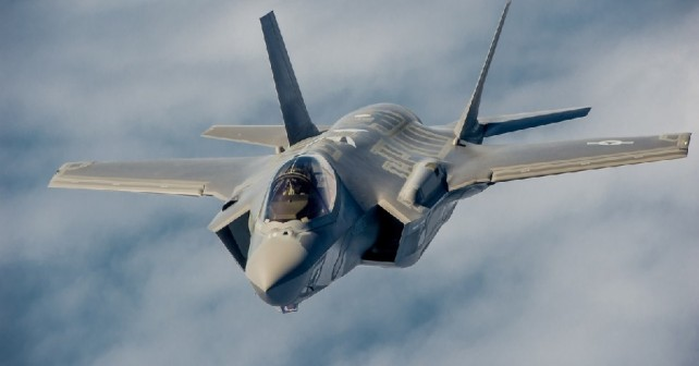 Lovec F-35
