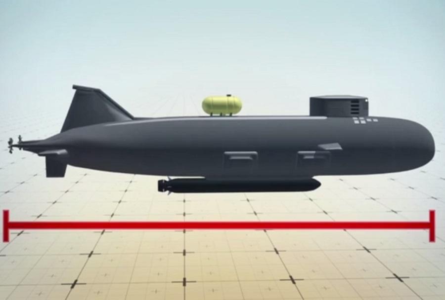 Podmornica Belgorod projekt 09852