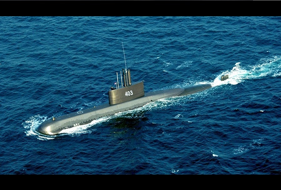 Indonezijska podmornica razreda nagapasa