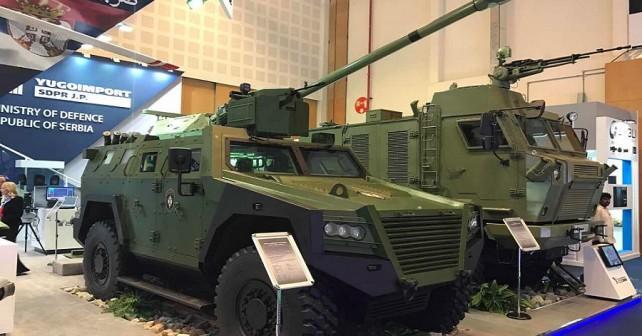 Srbski sodobni oborožitveni sistemi