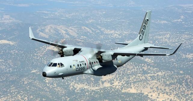 Transportno letalo Airbus C295