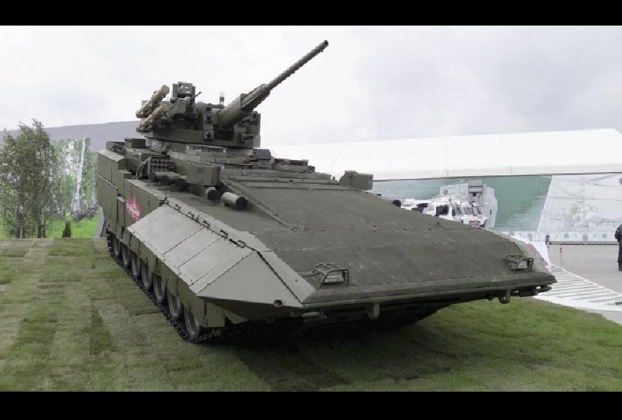 Bojno vozilo T-15 armata s topom 57 mm