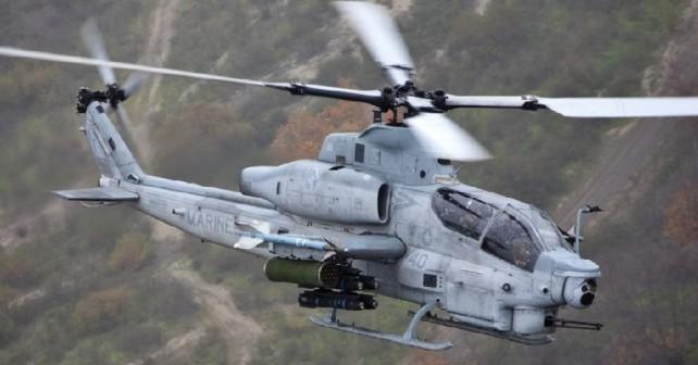 jurišni helikopter AH-1Z viper