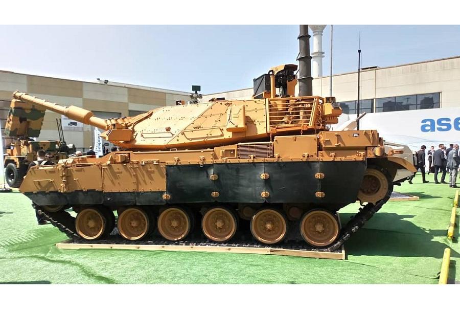 Tank M60 s sistemom zaščite PULAT