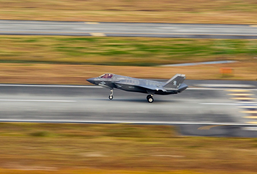 F-35B  Iwakuni