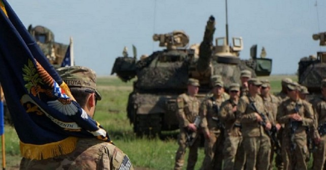 Romunija - ameriški tank M1A2 SEPv3 abrams