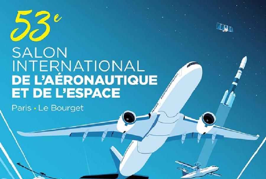 Letalski salon Paris Air Show 2019