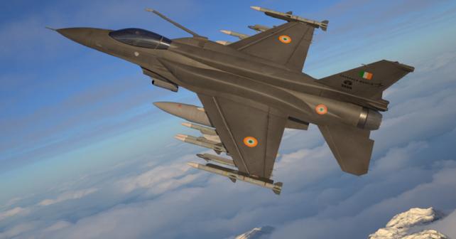 Lovec F-21 za Indijo - koncept