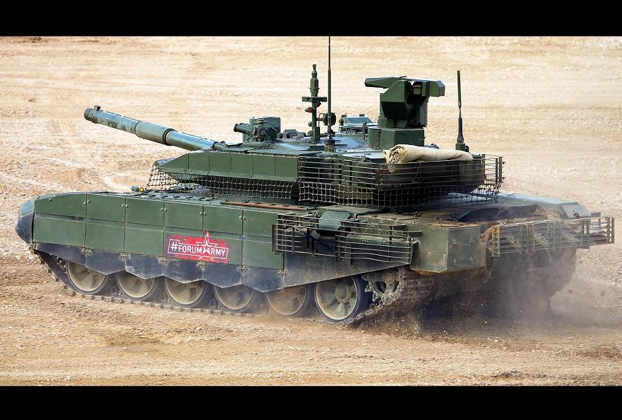 Novi ruski tank T-90M proryv-3