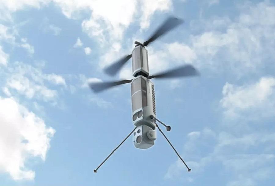 Rafael fire-fly tehta le 3 kg, uporabiti pa je je mogoče po nekaj sekundni pripravi .