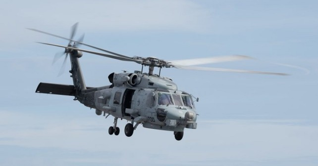 helikopter MH-60R seahawk