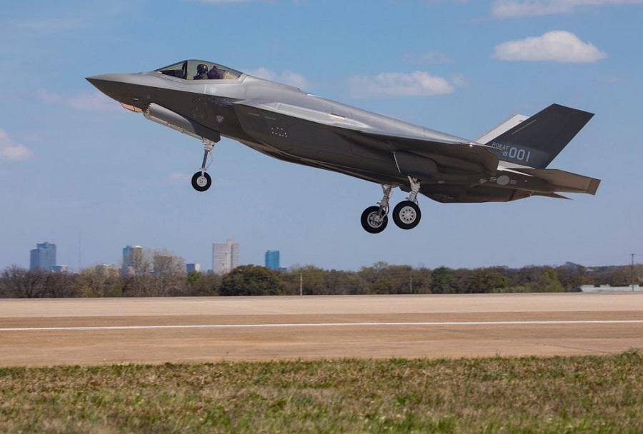 Prvi južnokorejski lovec F-35