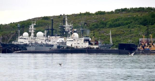 podmornica AC-12 Losharik