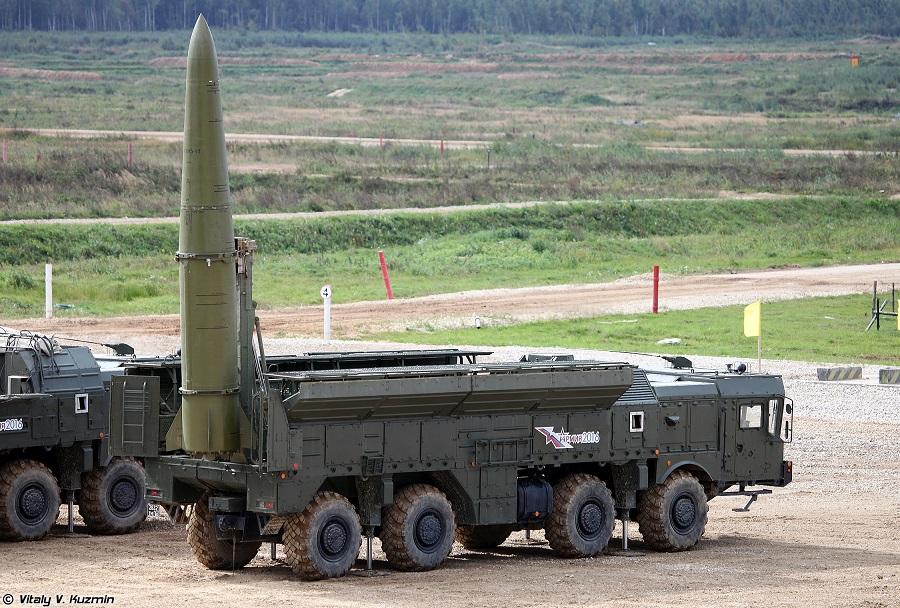 raketni sistem iskander