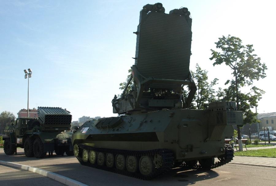 ruski radarski sistem zoopark-1