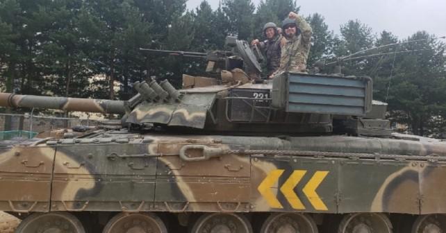 T-80 Južna Koreja
