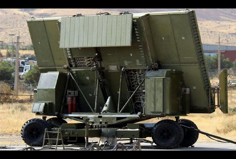 iranski radar falaq