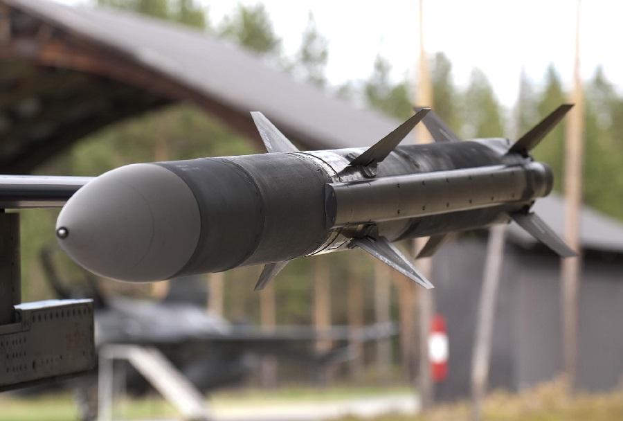 raketa zrak-zrak AIM-120C-7
