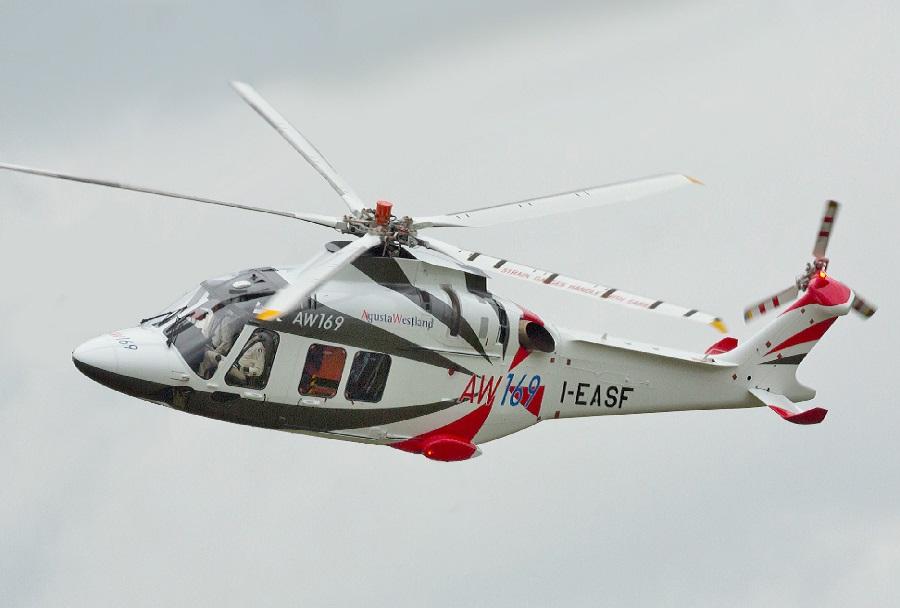 Helikopter AW169