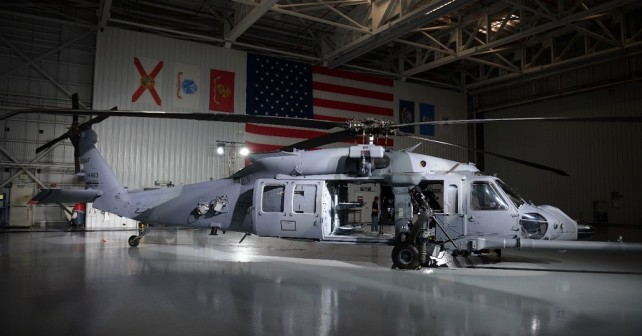 helikopter Sikorsky HH-60W