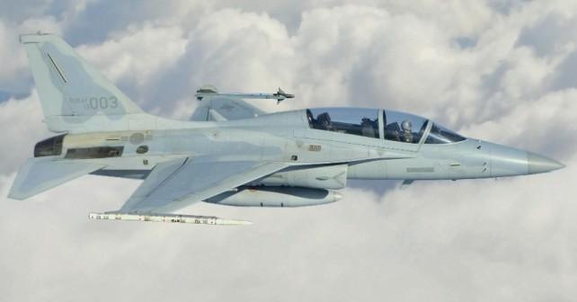 Letalo KAI T-50 golden eagle