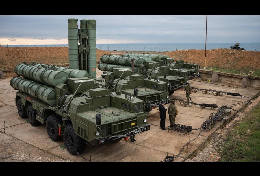 raketni sistem S-400