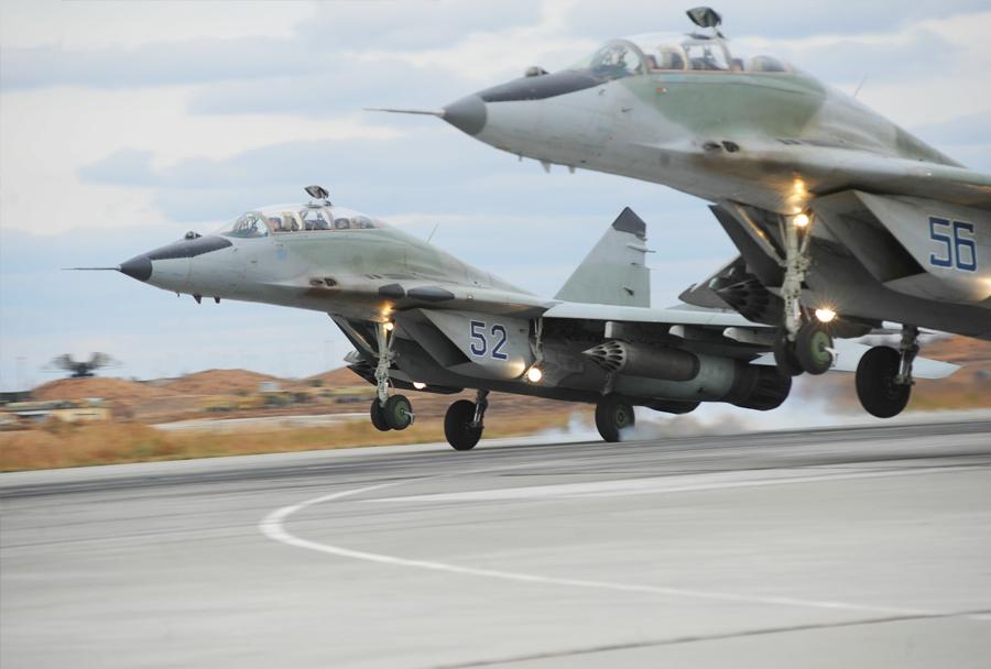 lovca MiG-29