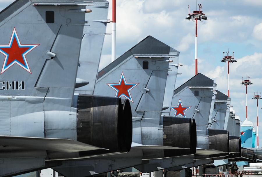 prestrezniki MiG-31