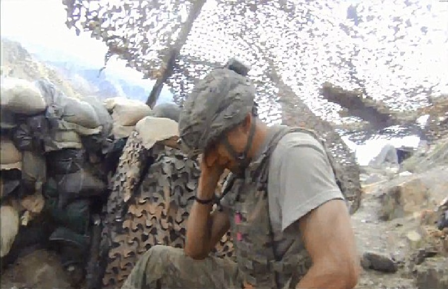 VIDEO: Ameriški prijateljski ogenj v Afganistanu