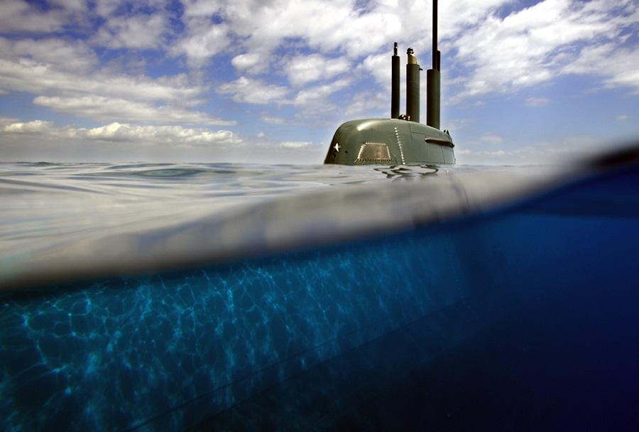 Italijanska podmornica razreda todaro/type 212A