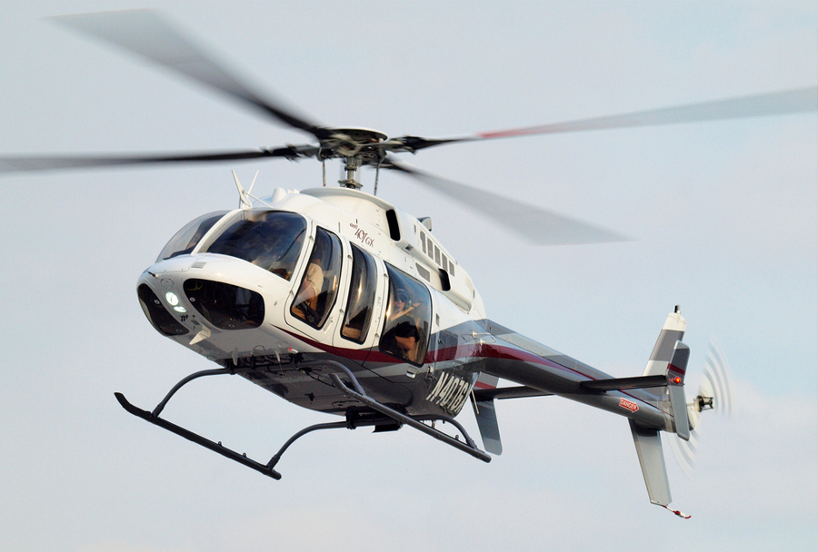 Helikopter Bell 407GX