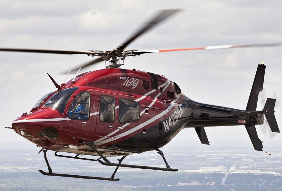 Helikopter Bell 429
