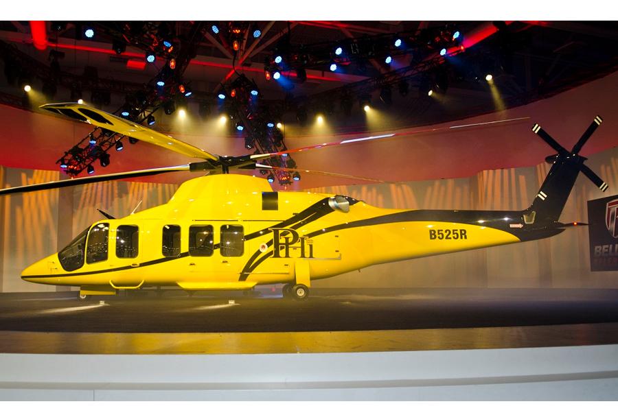 Novost - helikopter Bell 525 relentless