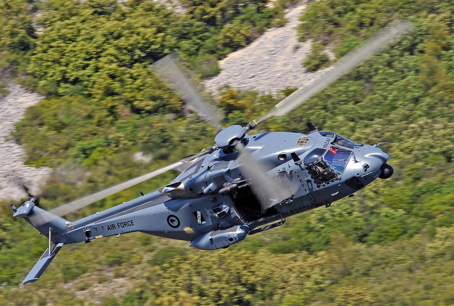 Večnamenski helikopter NH-90