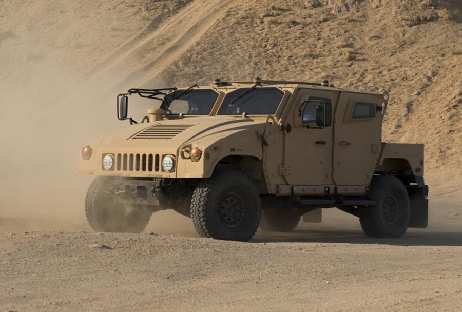 Lahko oklepno vozilo AM General MLTV-BR