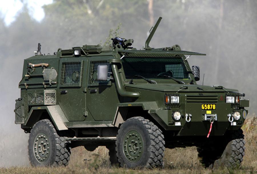 Lahko oklepno vozilo BAE Systems RG-32 LTV