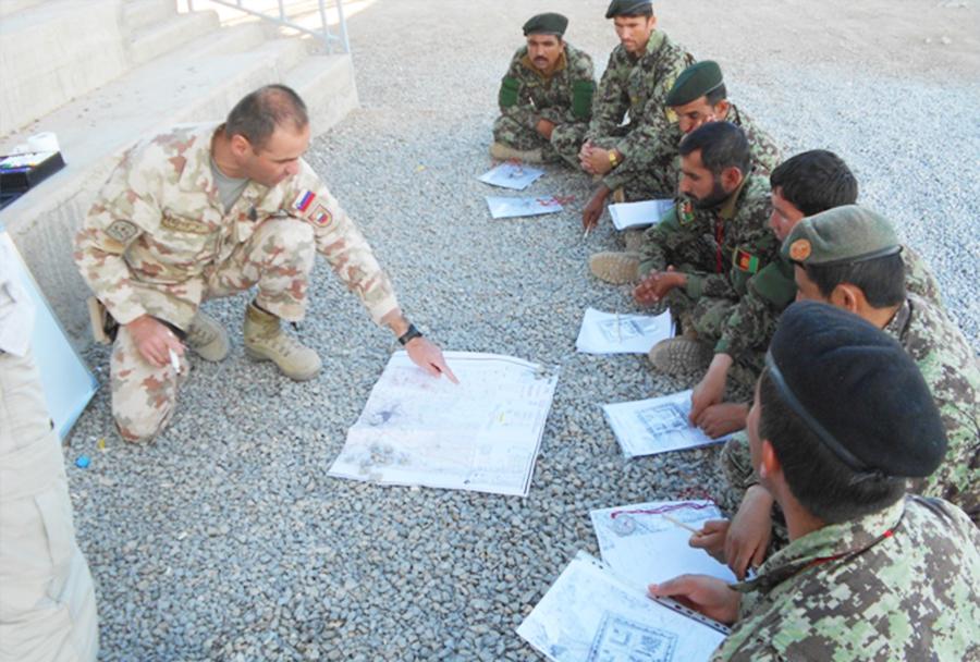 Misija ISAF - kontingent Slovenske vojske